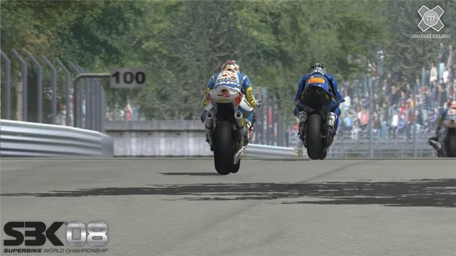 SBK08: Superbike World Championship - Immagine 2 di 20