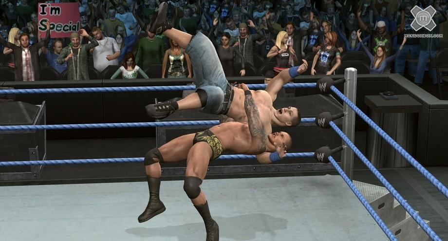 WWE SmackDown vs RAW 2010 - Immagine 8 di 26