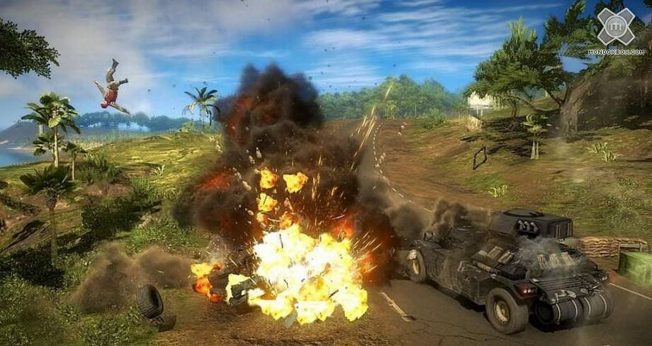 Just Cause 2 - Immagine 6 di 159