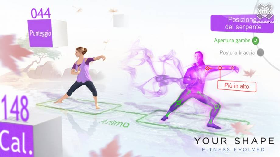 Your Shape: Fitness Evolved - Immagine 9 di 15
