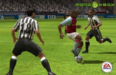 FIFA Football 2005 - Immagine 19 di 35