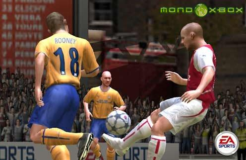 FIFA Football 2005 - Immagine 13 di 35