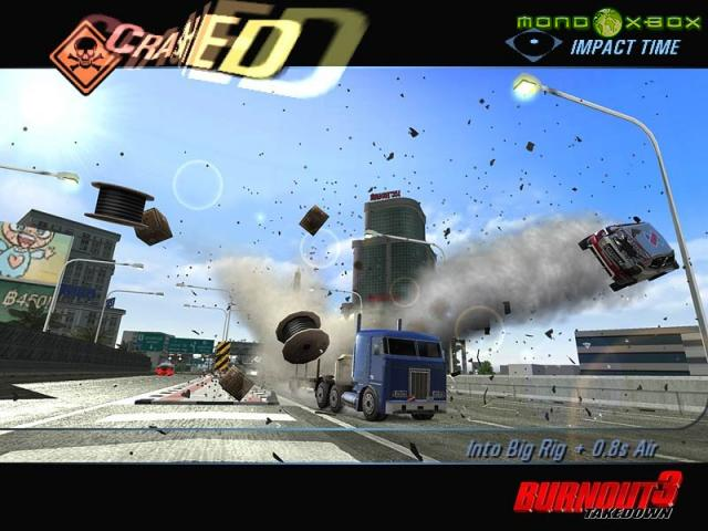 Burnout 3: Takedown - Immagine 5 di 102