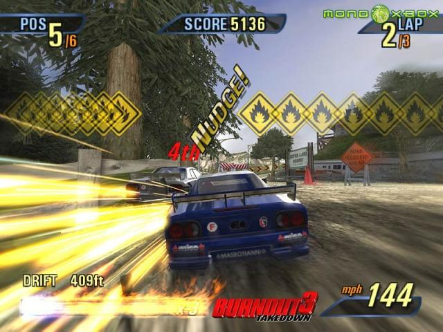 Burnout 3: Takedown - Immagine 2 di 102