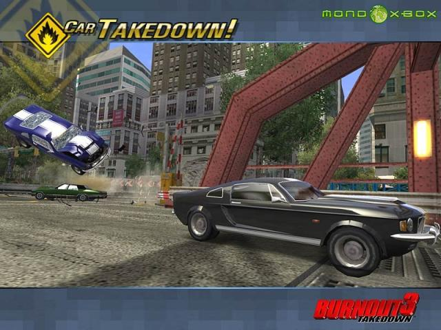 Burnout 3: Takedown - Immagine 1 di 102
