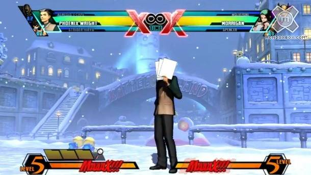 Ultimate Marvel vs. Capcom 3 - Immagine 14 di 95