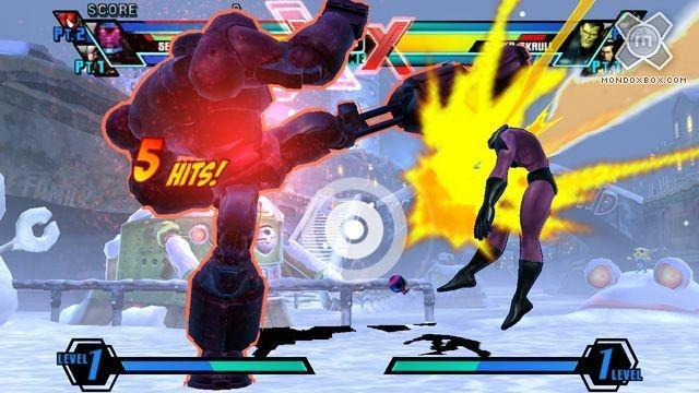 Ultimate Marvel vs. Capcom 3 - Immagine 6 di 95