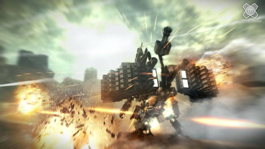 Armored Core V - Immagine 19 di 229
