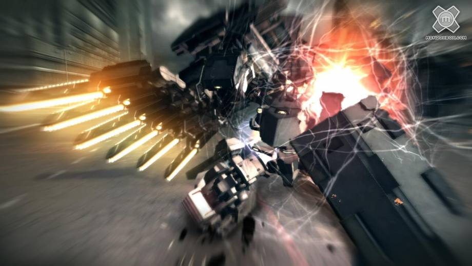 Armored Core V - Immagine 13 di 229