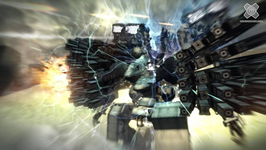 Armored Core V - Immagine 10 di 229
