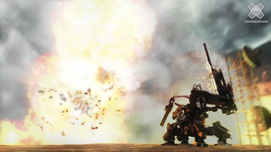 Armored Core V - Immagine 2 di 229