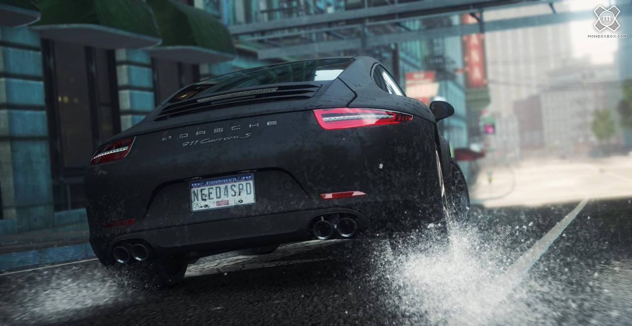 Need for Speed: Most Wanted - Immagine 5 di 43
