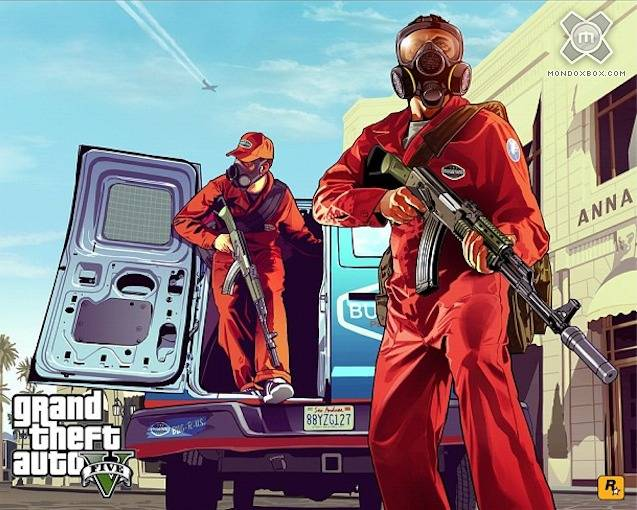 Grand Theft Auto V - Immagine 598 di 635