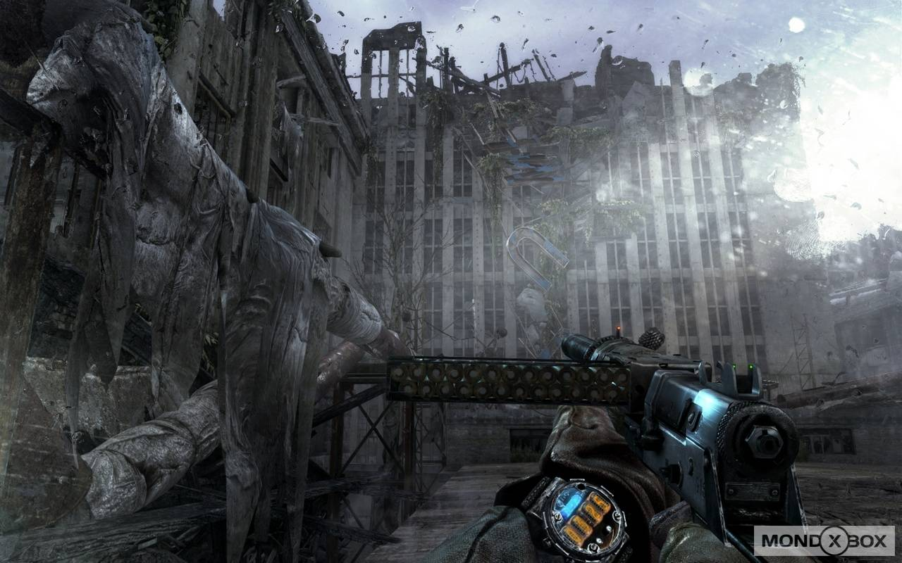 Metro: Last Light - Immagine 16 di 65