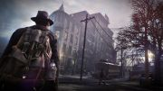 20 minutes of play from the Italian version of The Sinking City