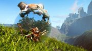 Biomutant shows off in a new trailer