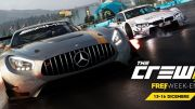 Ubisoft Announces a free weekend for The Crew 2