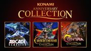 Konami celebrates its 50 years with 3 new collections of great classics