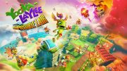 Yooka-Laylee and the Impossible Lair shows us alternative versions of the levels