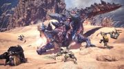Tutte le immagini di Monster Hunter: World
