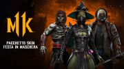 Mortal Kombat 11 also prepares for Halloween