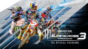 Milestone announces Monster Energy Supercross 3, arrives in February