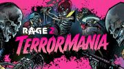 RAGE 2: TerrorMania expansion is now available and shown on video
