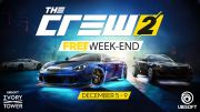 Ubisoft announces free weekend for The Crew 2