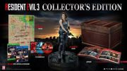 Resident Evil 3: European Collector's Edition announced, pre-orders open
