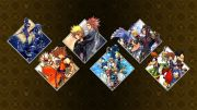 Kingdom Hearts HD 1.5, 2.5 and 2.8 are now available on the Store