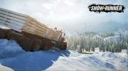 A SnowRunner trailer shows us how to conquer the wilds