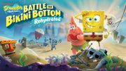 SpongeBob SquarePants Battle for Bikini Bottom - Rehydrated: Multiplayer shows up on video