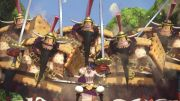 Cracker stars in new images from One Piece: Pirate Warriors 4