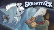 Konami unveils the cute Skelattack platformer, available today