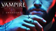 The Narrative RPG Vampire: The Masquerade - Swansong revealed in a CGI trailer