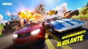 Vehicles finally arrive in Fortnite with the Al Volante update
