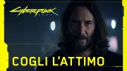 Cyberpunk 2077: a commercial with Keanu Reeves