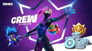Fortnite: the new Fortnite Crew service arrives