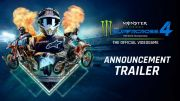 Milestone announces Monster Energy Supercross 4