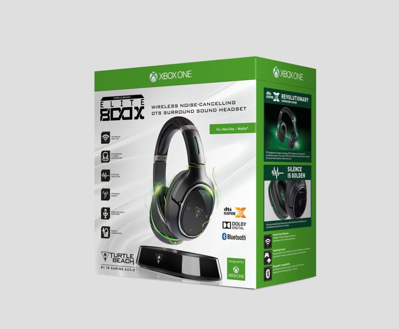 Turtle Beach annuncia l arrivo delle cuffie Elite 800X per Xbox One 5869fe0aa9be