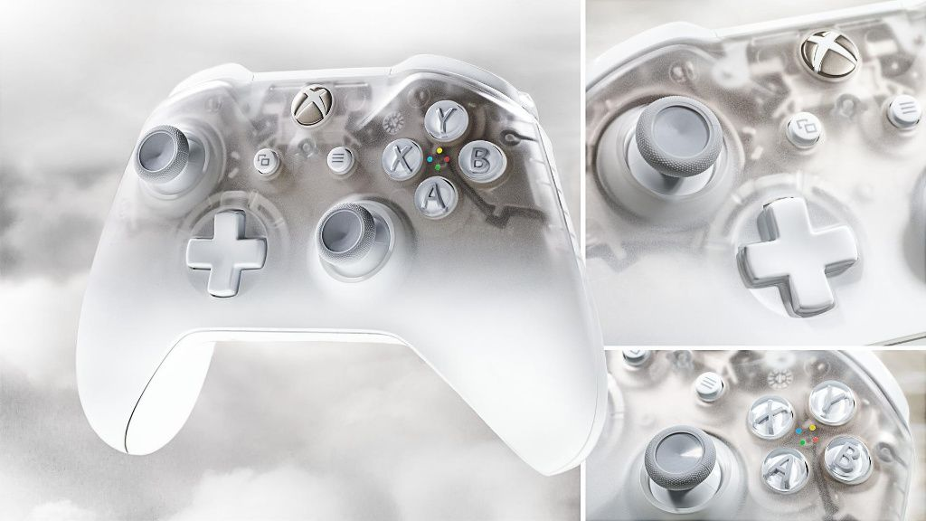 Il Controller Phantom White Special Edition è Disponibile
