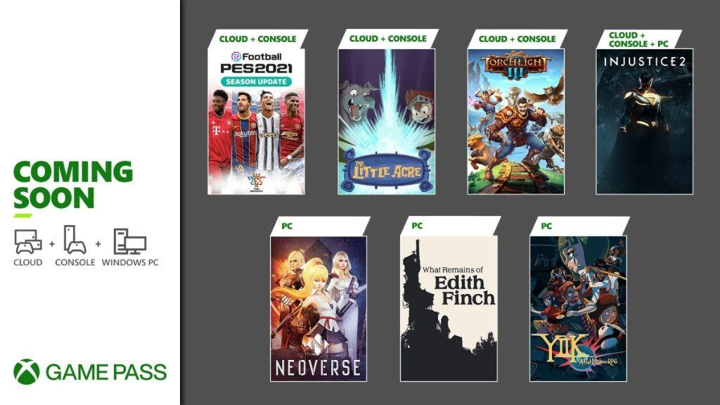 Elenco Nuovi Giochi Xbox Game Pass [Gennaio 2021] per Xbox, PC e Android