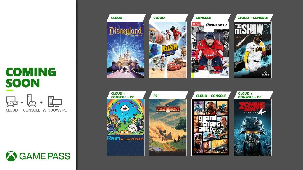 Nuovi Giochi Xbox Game Pass [Aprile 2021]